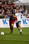 LA Galaxy vs Real Salt Lake at FC Tucson Desert Diamond Cup